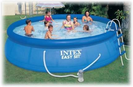 Бассейн надувной INTEX Easy Set 28166