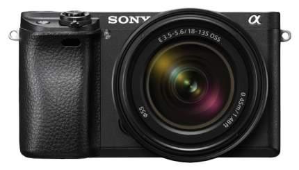 Фотоаппарат системный Sony Alpha A6300 18-135 Black