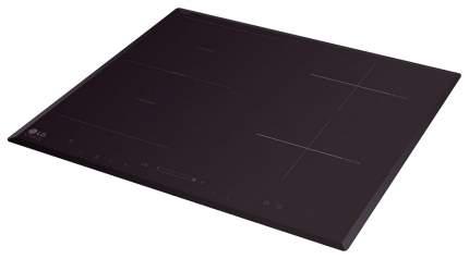 Встраиваемая варочная панель индукционная LG HU641PH Black