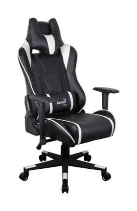 Кресло компьютерное игровое Aerocool AC220 AIR-BW