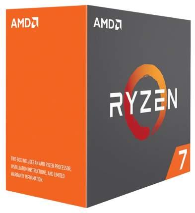 Процессор AMD Ryzen 7 1700 Box