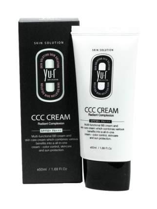СС средство YU.R CCC Cream Medium корректирующий 50 ml