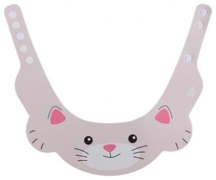 Козырек защитный для купания ребенка Roxy-Kids серый котёнок