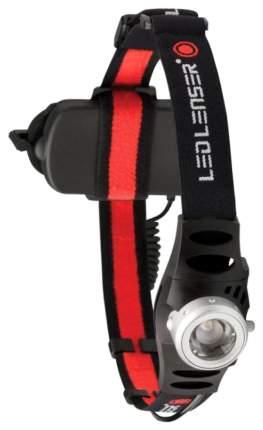 Туристический фонарь Led Lenser H6 черный, 2 режима
