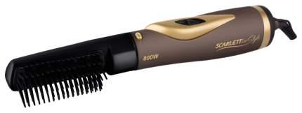 Фен-щетка Scarlett Top Style SC-HAS73I06 Brown/Gold