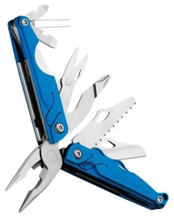 Мультитул Leatherman Leap 831839 130 мм синий, 12 функций