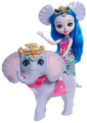 Кукла Enchantimals FKY72 с большой зверюшкой 15 см
