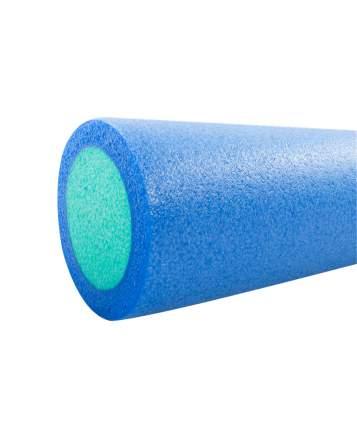 Ролик для йоги и пилатеса Starfit FA-502, 15 x 90 см, синий/голубой