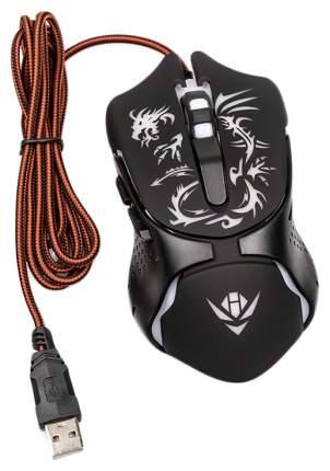 Игровая мышь Nakatomi MOG-25U Black