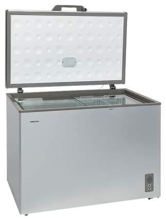 Морозильный ларь Hiberg PF 42 L2GS Silver