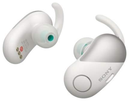 Беспроводные наушники Sony WF-SP700N White