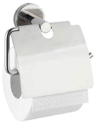 Держатель для туалетной бумаги Wenko Bosio 05985 Серый металлик