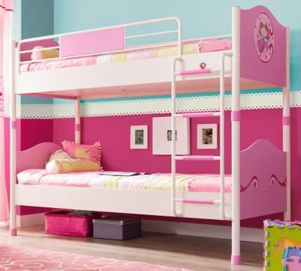 Кровать двухъярусная Cilek 90х200 Princess SL