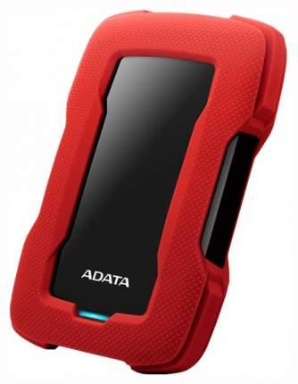 Внешний SSD накопитель ADATA DashDrive Durable HD330 5TB Red/ Black (AHD330-5TU31-CRD)