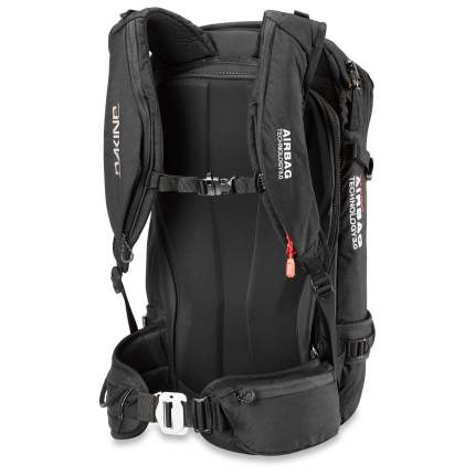 Рюкзак для лыж и сноуборда Dakine Poacher RAS, black, 26 л