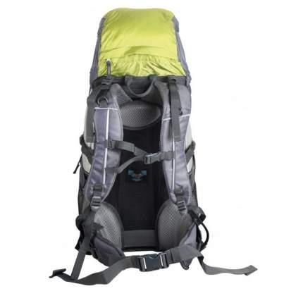 Туристический рюкзак Norfin Alpika NF 40 л зеленый/серый