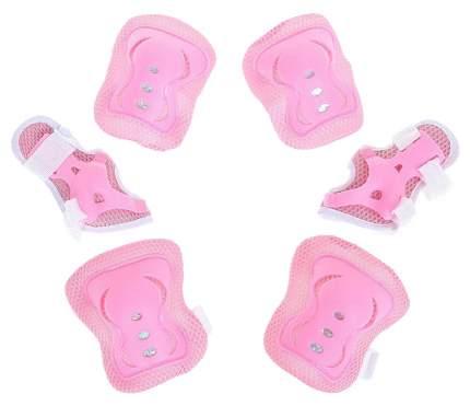 Защита роликовая OT-2020 р S, цвет розовый ONLITOP