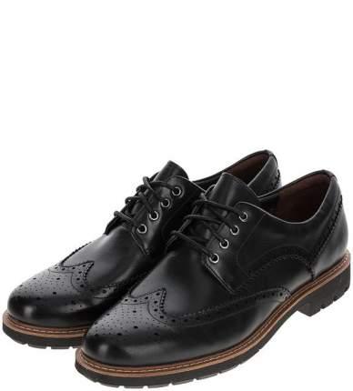 Туфли мужские Clarks 26127192 черные 8 UK