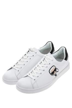 Кеды мужские Karl Lagerfeld 855013 белые 45 RU