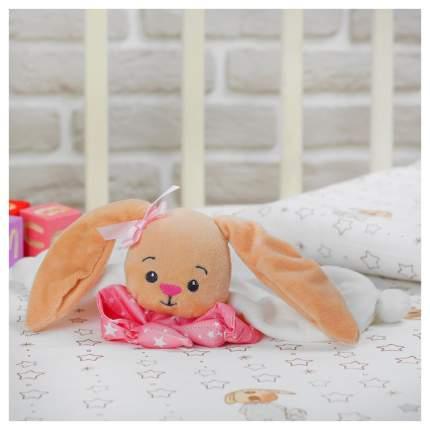 Комфортер для новорожденных Крошка Я Заюша