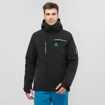 Куртка Salomon Brilliant, black, L INT