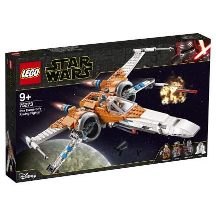 Конструктор LEGO Star Wars Episode IX 75273 Истребитель типа Х По Дамерона