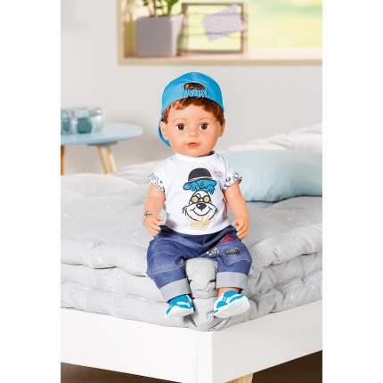 Кукла Zapf Creation Baby Born Братик 2019 826-911, 43 см