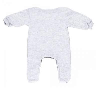 Комбинезон Nice-Kid, цв. серый, 62 р-р