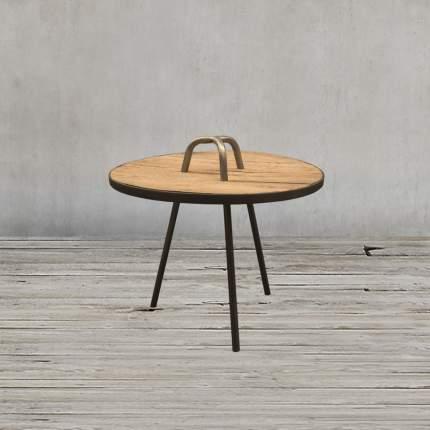 Кофейный столик ROOMERS 60х55х55 см, черный