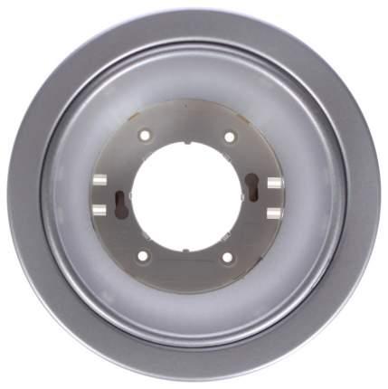 Накладной светильник Elektrostandard 1070 GX53 SL Серебро a035976