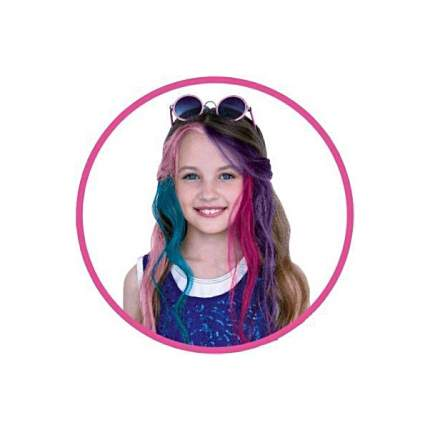Спрей-краска для волос LUKKY для девочек бирюзовый