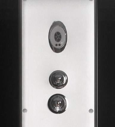 Душевой бокс Niagara NG-5150S 150x70x220 с паром, тонированный