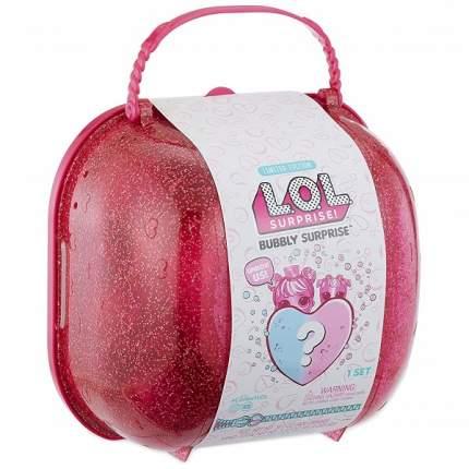 Игровой набор L.O.L. Surprise 558378 Шипучий сюрприз розовый