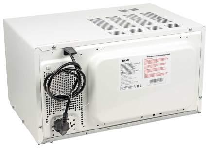Микроволновая печь соло BBK 23MWS-915S/W white