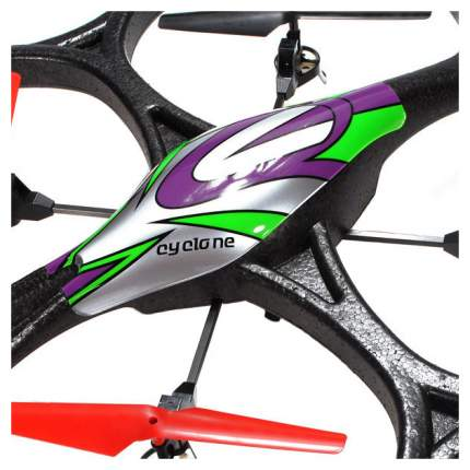 Радиоуправляемый квадрокоптер WL Toys Cyclone Drones