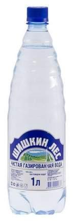 Вода питьевая Шишкин Лес газированная 1 л упаковка 6 шт