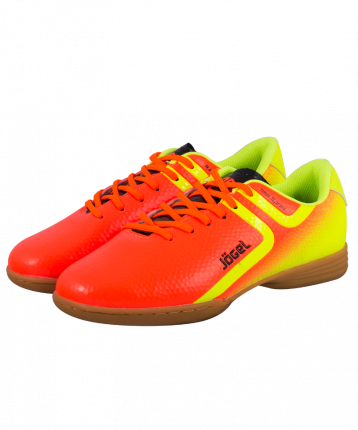 Бутсы Jogel Rapido JSH4001, оранжевый, 44 EU