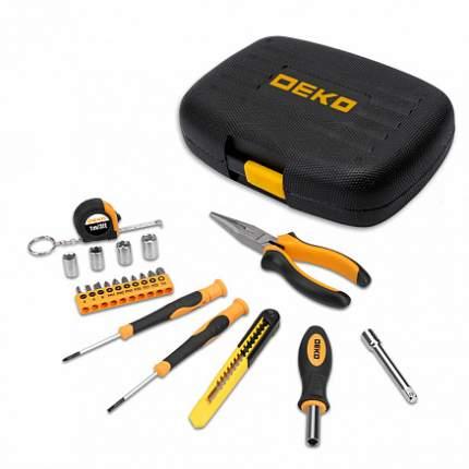 Набор инструментов для автомобиля DEKO TZ21 065-0212