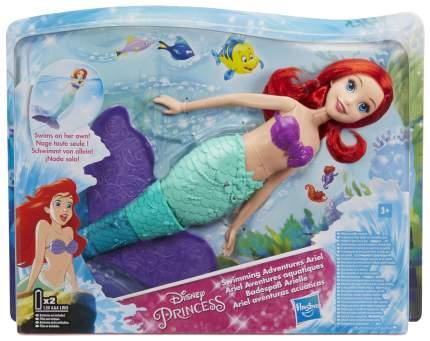 Кукла Hasbro Disney Princess Swiming Adventures Ariel E0051EU4