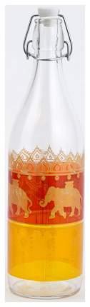 Бутылка с крышкой 1 л CERVE Lory Mumbai Giallo