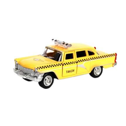 ГАЗ Технопарк инерционный, металлический чайка такси