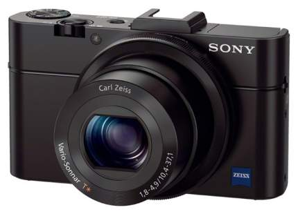Фотоаппарат цифровой компактный Sony CyberShot RX100 II Black