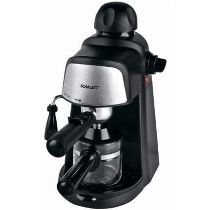 Рожковая кофеварка Scarlett SC-037 Black