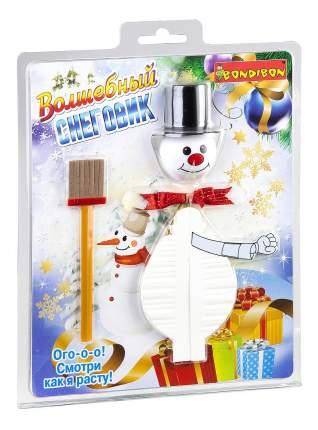 Набор для выращивания кристаллов Bondibon Волшебный Снеговик