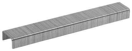 Скобы для электростеплера Зубр 31625-10