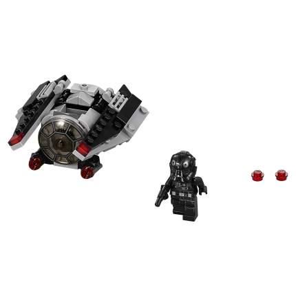 Конструктор LEGO Star Wars Микроистребитель Ударный истребитель СИД (75161)