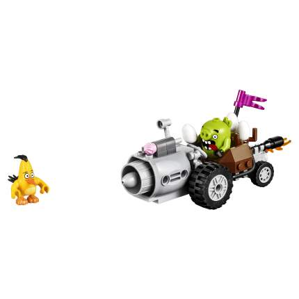 Конструктор LEGO Angry Birds Побег из машины свинок (75821)