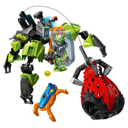 Конструктор LEGO Hero Factory разведывательный модуль бриз 44027