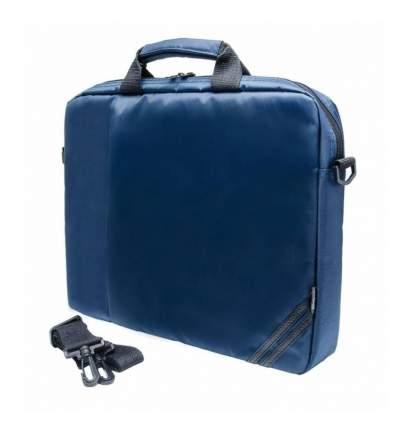 "Сумка для ноутбука 15.6"" PC Pet 1004BL синяя"