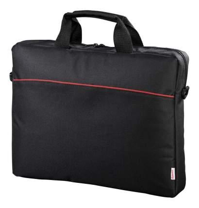 """Сумка для ноутбука 15.6"""" Hama Tortuga 00101216 черная"""